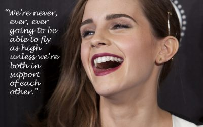"Emma Watson's ""Our Shared Shelf"" – A Feminist Book Club"