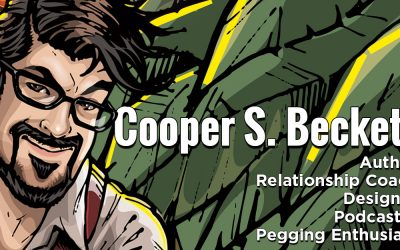Cooper Beckett Shares The Swing With Me